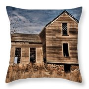 Essence Of Time Throw Pillow