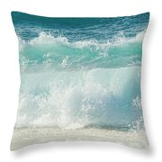 Eternity In A Moment Throw Pillow