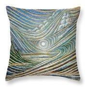 Ethereal Hawaii Throw Pillow