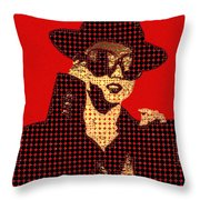 Fading Memories - The Golden Days No.1 Throw Pillow