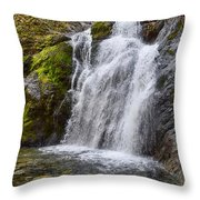 Faery Falls Throw Pillow