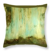 Falling Water Series Throw Pillow