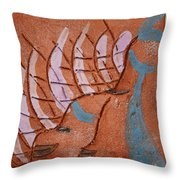 Family 14 - Tile Throw Pillow