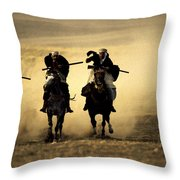 Fantasia Throw Pillow