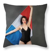 Fashion # 116 Throw Pillow