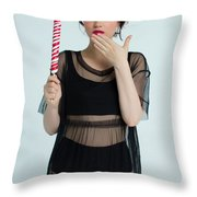 Fashion # 25 Throw Pillow