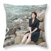 Fashion # 48 Throw Pillow