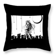 Fate/stay Night Throw Pillow