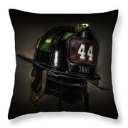 The Sturdy One Throw Pillow