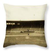Fenway Park 1914 Throw Pillow