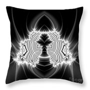 Fibonacci Beetle  Throw Pillow
