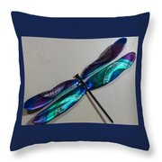 Fly Away Baby Fly Throw Pillow