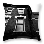Fonder Days Throw Pillow