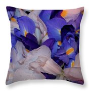 For The Love Of Van Gogh Throw Pillow