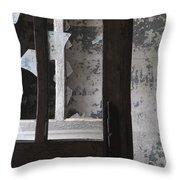 Fort Totten 6758 Throw Pillow