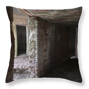 Fort Totten 6790 Throw Pillow