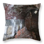 Fort Warren 7137 Throw Pillow