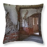 Fort Warren 7155 Throw Pillow