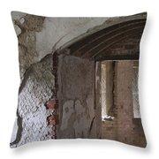 Fort Warren 7159 Throw Pillow