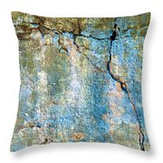Foundation Four Throw Pillow by Bob Orsillo