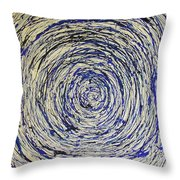 Frack Throw Pillow