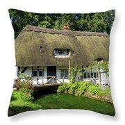Fulling Mill Arlesford Throw Pillow
