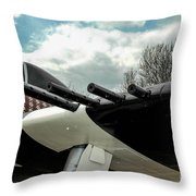 Gabby's P-47 Throw Pillow