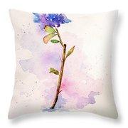 Garden  Throw Pillow