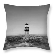 Gay Head Light Throw Pillow