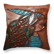 Gena - Tile Throw Pillow