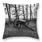 Gettysburg Series Seminary Ridge Throw Pillow