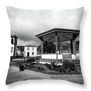 Ginetes - Azores Islands Throw Pillow