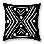 Good Fortune 3 Throw Pillow