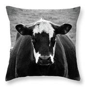 Milk Anyone? Throw Pillow