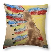 Grace - Tile Throw Pillow