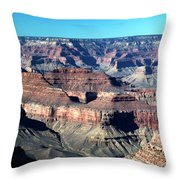 Grand Canyon Beauty Throw Pillow