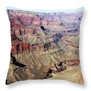 Grand Canyon29 Throw Pillow