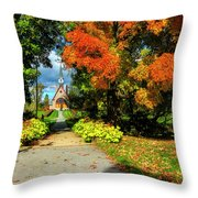 Grand-pre National Historic Site 02 Throw Pillow