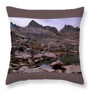 Granite Park Throw Pillow