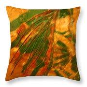 Green  - Tile Throw Pillow