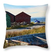 Gros Morne National Park, Canada Throw Pillow