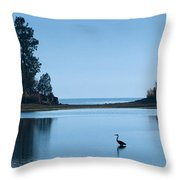 Hanging Out At Sunnyside Throw Pillow
