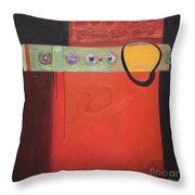 Harvest Duo 1 Throw Pillow