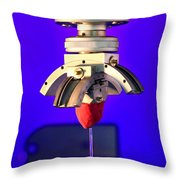 Hfir, Imagine Diffractometer Throw Pillow