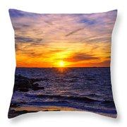 High Light Throw Pillow