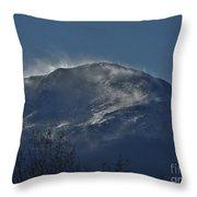 High Winds Throw Pillow