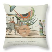Hiram Throw Pillow