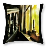 Echoes Of Sunday's Past Throw Pillow