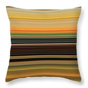 Horizont 1 Throw Pillow
