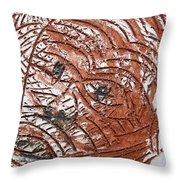 Horror - Tile Throw Pillow